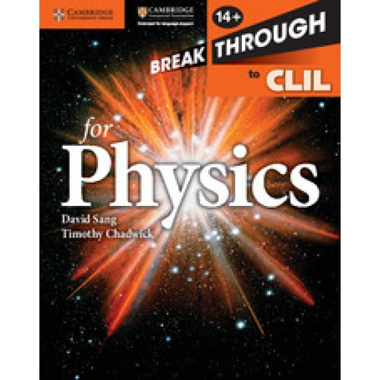 Breakthrough to CLIL for Physics Age 14+ Workbook (ISBN:9781107680852)