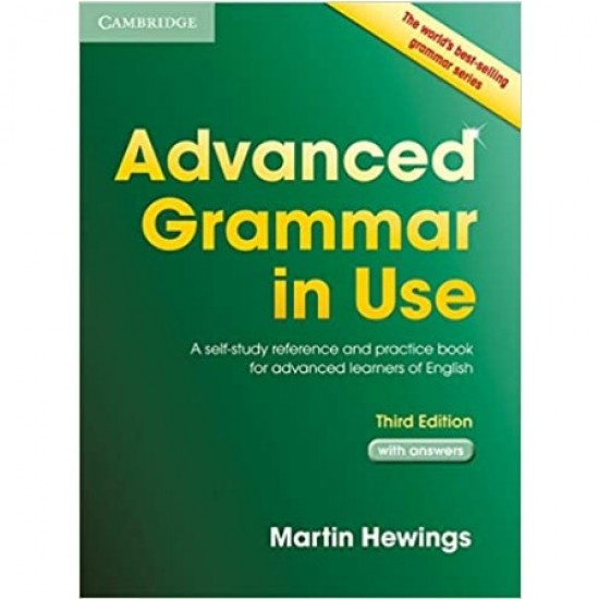 Adv Grammar in Use with Answers A Self-Study Ref and Prac Book for Adv Learners of English (ISBN: 9781107697386)