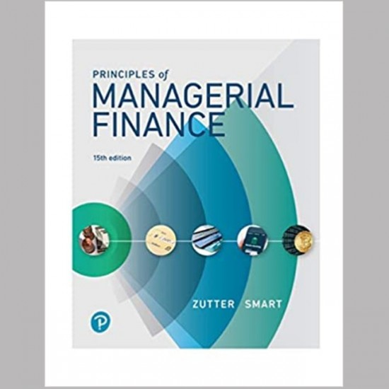 Principles of Managerial Finance, Global Edition (ISBN:9781292261515)