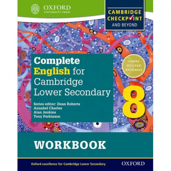 Complete English for Cambridge Lower Secondary Workbook 8: Cambridge Checkpoint and beyond (ISBN: 9780198364696)