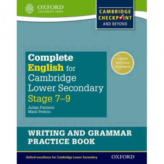 Complete English for Cambridge Lower Secondary Practice Book: Cambridge Checkpoint and beyond (ISBN: 9780198374701)