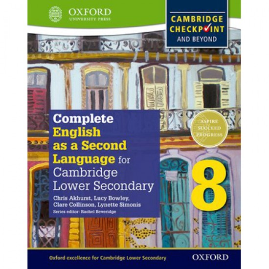 Complete English as a Second Language for Cambridge Lower Secondary Student Book 8 (ISBN: 9780198378136)