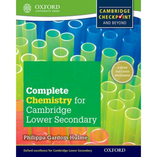 Complete Chemistry for Cambridge Lower Secondary: Cambridge Checkpoint and beyond (ISBN: 9780198390183)