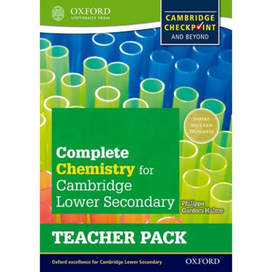 Complete Chemistry for Cambridge Lower Secondary Teacher Pack: For Cambridge Checkpoint and beyond (ISBN: 9780198390206)