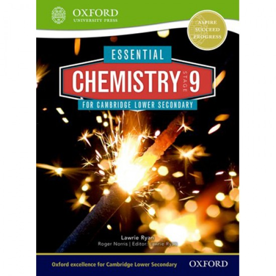 Essential Chemistry for Cambridge Lower Secondary Stage 9 Student Book (ISBN: 9780198399896)