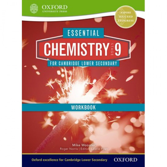 Essential Chemistry for Cambridge Lower Secondary Stage 9 Workbook (ISBN: 9781408520741)