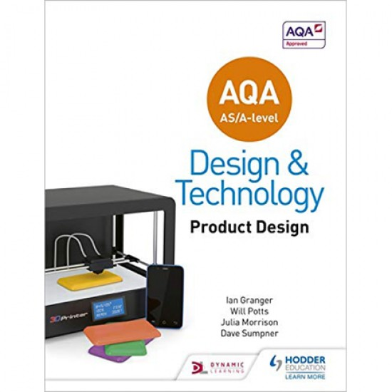 AQA AS/A-Level Design and Technology: Product Design (ISBN: 9781510414082)