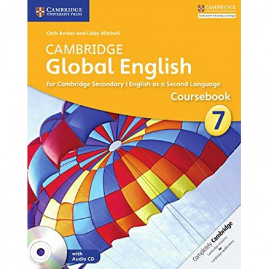 Cambridge Global English Stage 7 Coursebook with Audio CD (ISBN: 9781107678071)