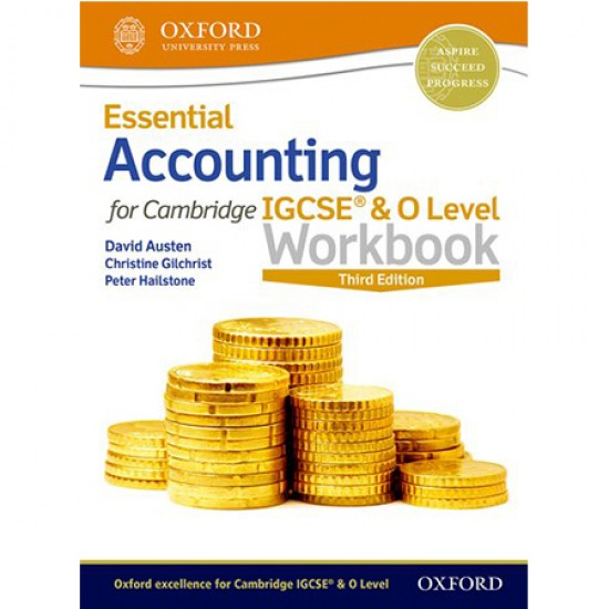 Essential Accounting for Cambridge IGCSE® & O Level Workbook (ISBN: 9780198428312)