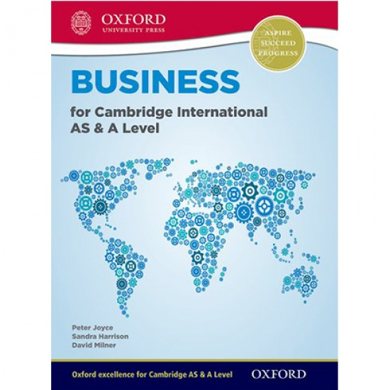 Business for Cambridge International AS & A Level (ISBN: 9780198399773)