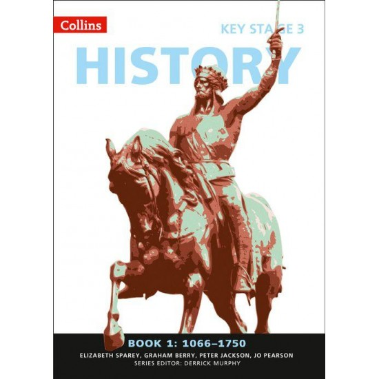 Collins Key Stage 3 History - Book 1 1066-1750 (ISBN:9780007345748)