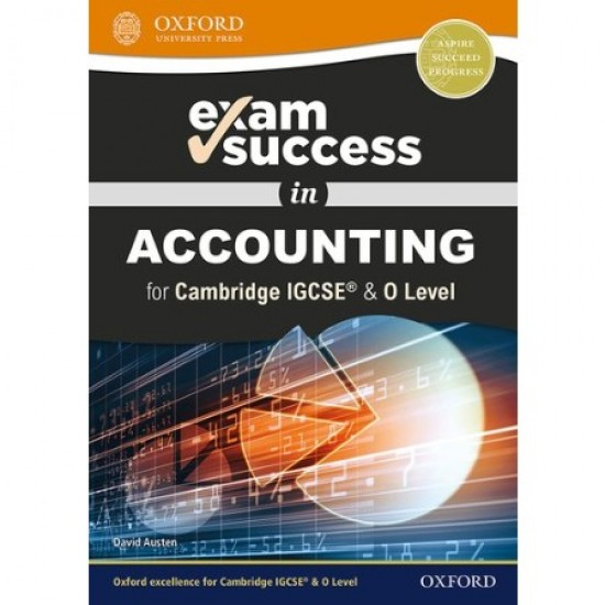 Exam Success in Accounting for Cambridge IGCSE® & O Level (ISBN: 9780198444756)