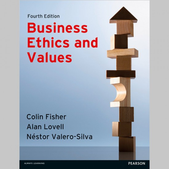 Business Ethics and Values (ISBN: 9780273757917)