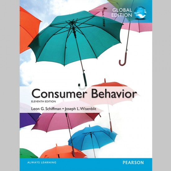 Consumer Behavior, Global Edition (ISBN: 9780273787136)