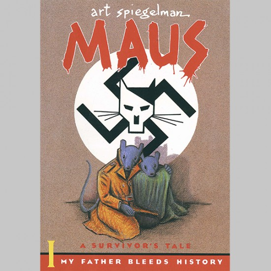 Maus I: A Survivor's Tale - My Father Bleeds History (ISBN: 9780394747231)