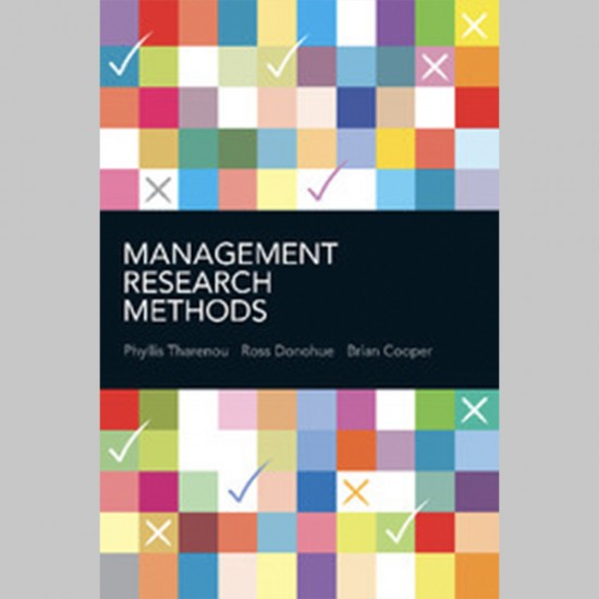 Management Research Methods (ISBN: 9780521694285)