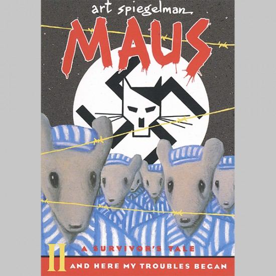 Maus II: A Survivor's Tale - And Here My Troubles Began (ISBN: 9780679729778)