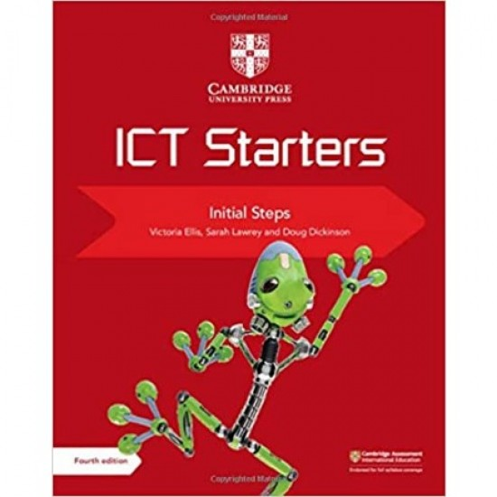 Cambridge ICT Starters Initial Steps 4 Edition (ISBN: 9781108463515)
