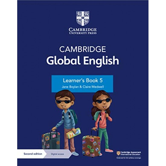 Cambridge Global English Learner's Book with Digital Access Stage 5 (ISBN:9781108810845)