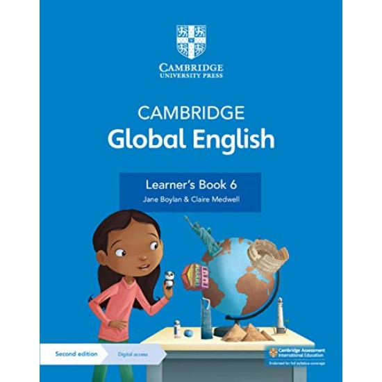 Cambridge Global English Learner's Book with Digital Access Stage 6 (ISBN:9781108810852)