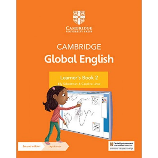 Cambridge Global English Learner's Book with Digital Access Stage 2 (ISBN:9781108963626)