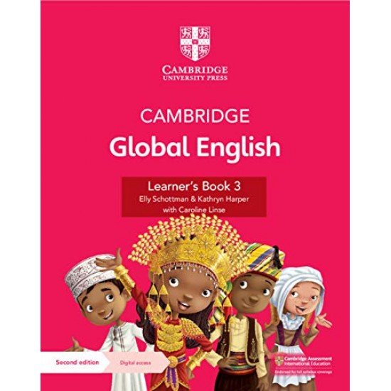 Cambridge Global English Learner's Book with Digital Access Stage 3 (ISBN:9781108963633)