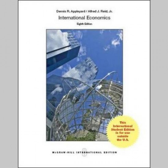 International Economics (ISBN: 9781259010576)