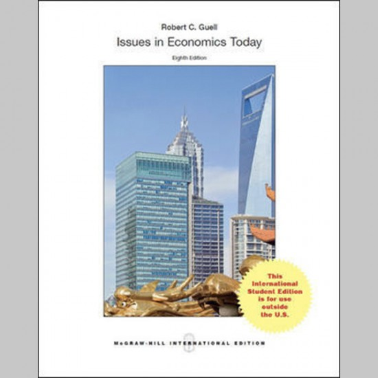Issues in Economics Today (ISBN: 9781260083866)