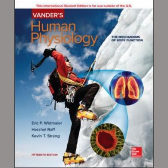 Vander's Human Physiology (ISBN: 9781260085228)