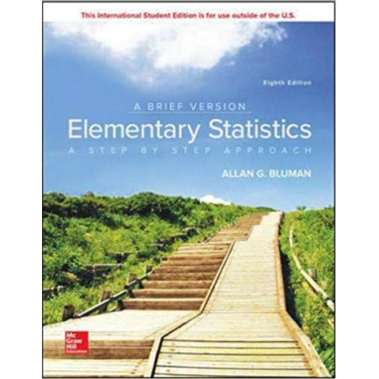 ISE Elementary Statistics: A Brief Version (ISBN: 9781260092554)