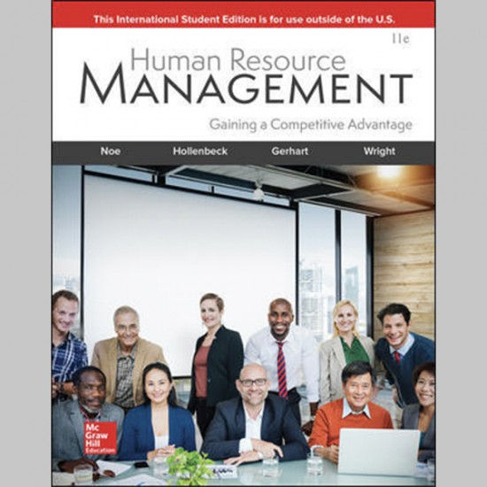 Human Resource Management, 11th Edition (ISBN: 9781260098556)
