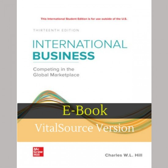 ISE ebook for Hill International Business (ISBN:9781260590920)