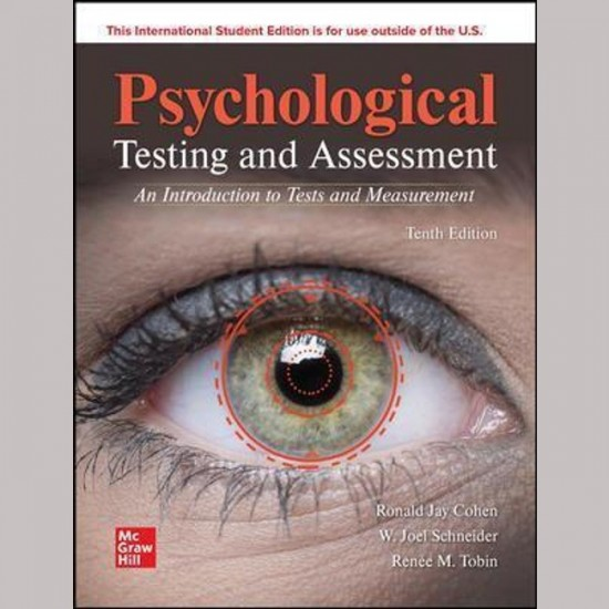 ISE Psychological Testing and Assessment 10th Edition (ISBN:9781265799731)