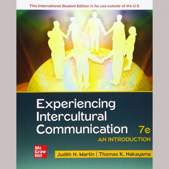 ISE Experiencing Intercultural Communication: An Introduction 7th Edition (ISBN:9781265898472)
