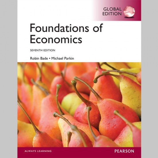 Foundations of Economics, Global Edition (ISBN: 9781292018362)
