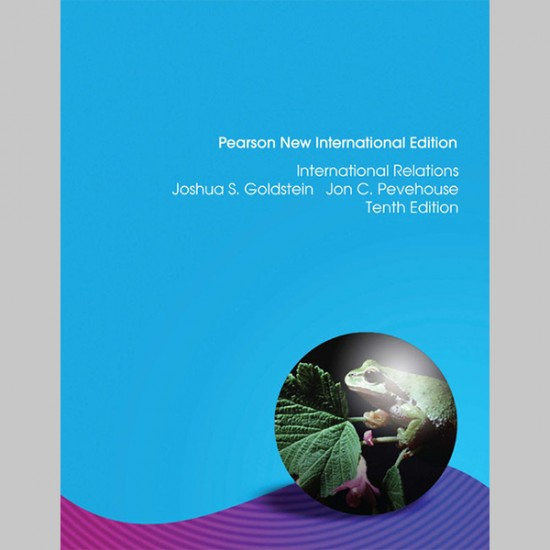 International Relations, 2012-2013 Update: Pearson New International Edition (ISBN: 9781292023090)