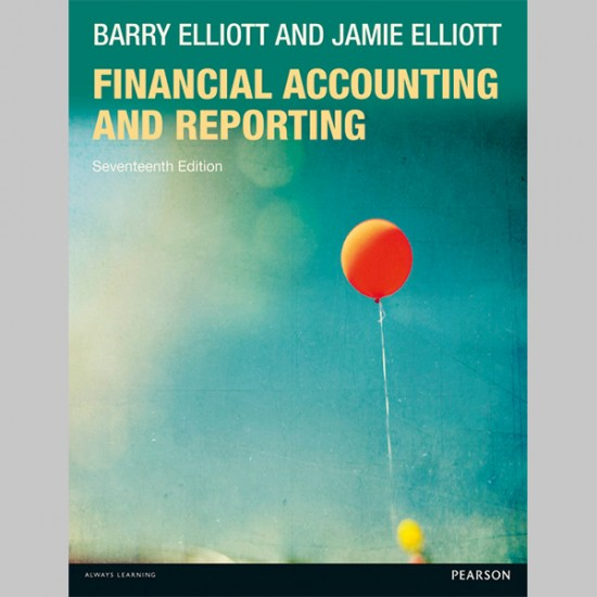 Financial Accounting and Reporting (ISBN: 9781292080505)