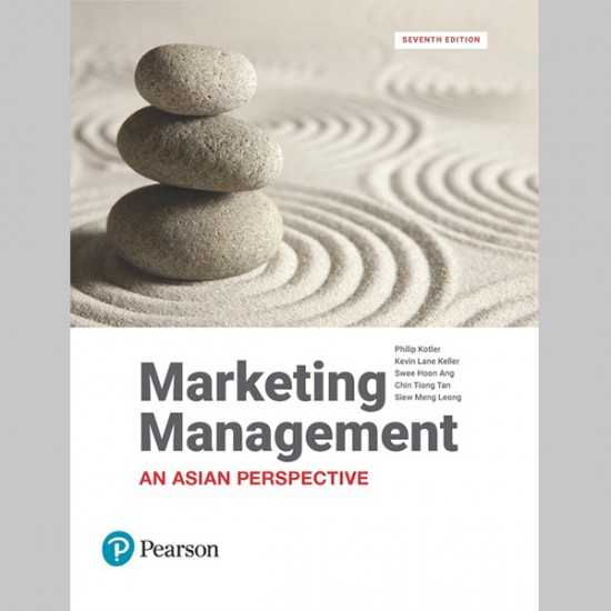 Marketing Management, An Asian Perspective (ISBN: 9781292089584)