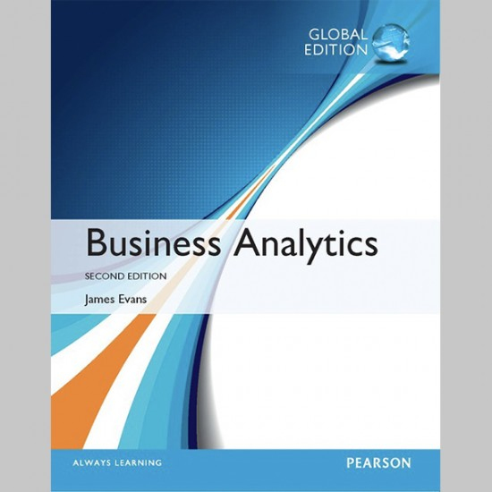 Business Analytics, Global Edition (ISBN: 9781292095448)
