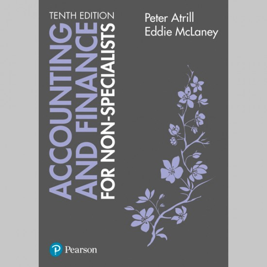 Accounting and Finance for Non-Specialists (ISBN: 9781292135601)