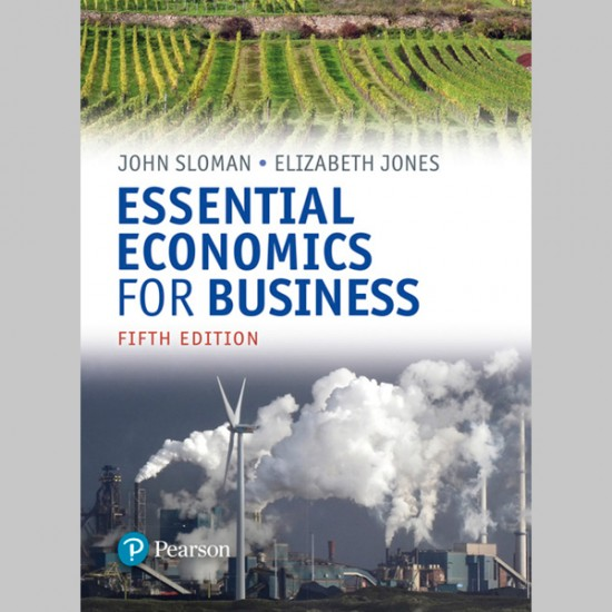 Essential Economics for Business (ISBN: 9781292151274)