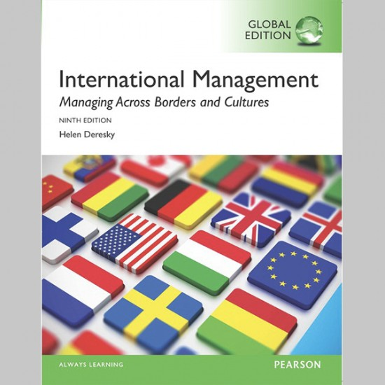International Management: Managing Across Borders and Cultures, Text and Cases, 9/E (ISBN: 9781292153537)