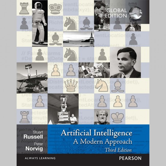 Artificial Intelligence: A Modern Approach, Global Edition (ISBN: 9781292153964)