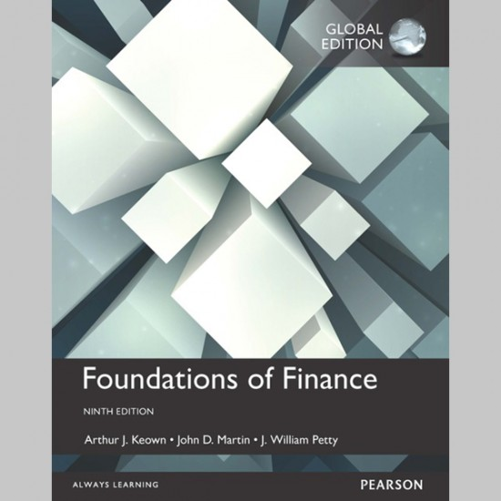 Foundations of Finance, Global Edition (ISBN: 9781292155135)