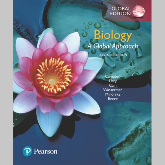 Biology: A Global Approach, Global Edition (ISBN: 9781292170435)
