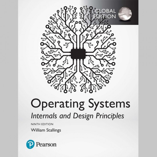 Operating Systems: Internals and Design Principles, Global Edition (ISBN: 9781292214290)