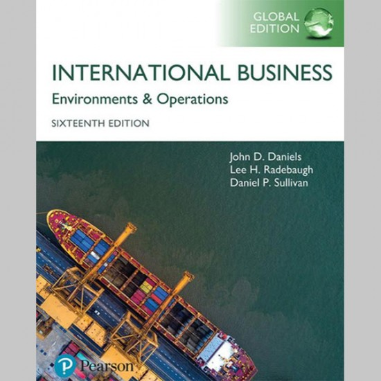 International Business, Global Edition (16e) (ISBN: 9781292214733)