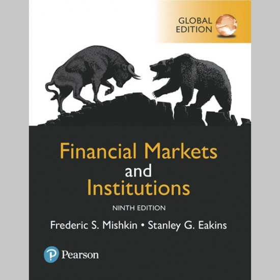 Financial Markets and Institutions, Global Edition (ISBN: 9781292215006)