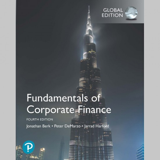 Fundamentals of Corporate Finance, Global Edition (ISBN: 9781292215075)