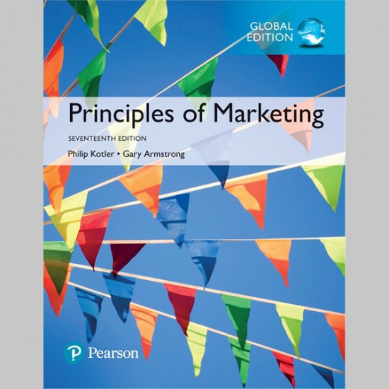 Principles of Marketing, Global Edition (ISBN: 9781292220178)